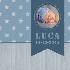 Geboortekaartje Luca - www.babyjewels-geboortekaarten.nl Birth Announcements, Kids Rugs, Decor, Decoration, Kid Friendly Rugs, Decorating, Nursery Rugs, Deco
