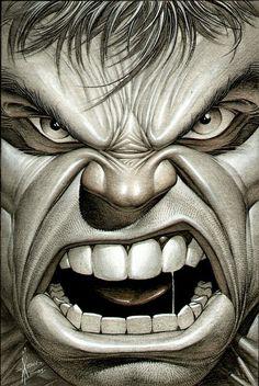 Hulk Dale Keown by courtmaster1976, via Flickr