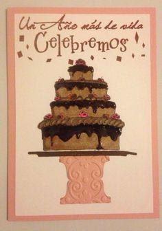 Cake, Desserts, Food, Stamps, Tailgate Desserts, Deserts, Mudpie, Meals, Dessert