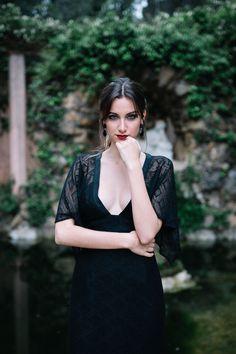 #sarao #saraobarcelona #alvarosanez #classy #elegant #style  #woman #fashion #blackdress