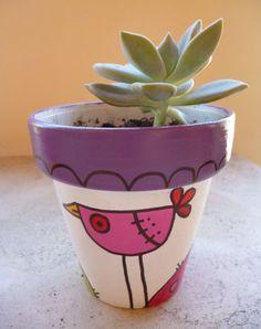 Pflanzschale DI CERAMICA-FIORI GUSCIO piccoli /& Piatto-fiori vaso vaso