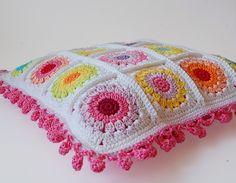 Dada's place: Rosie Posie Pillow No. 2