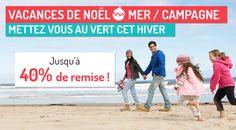 Les vacances de Noël / Nouvel An à la mer ou à la campagne ; ça marche aussi .  http://www.madamevacances.com/liste_destination.php?type=theme&id=136