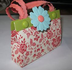 Classy Crafters: blossom party die
