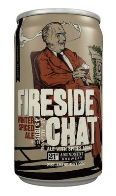 21st amendment's fireside chat.