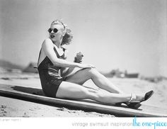 Ginger Rogers Sunbathing
