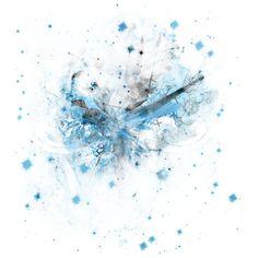 ZaSlike.com - Besplatni upload slika! » Lyra's Photoshop ❤ liked on Polyvore featuring effects, backgrounds, fillers, art, blue, splashes, texture, embellishments, text and quotes