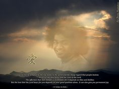 SAI DIVINE INSPIRATIONS: Love of the Lord
