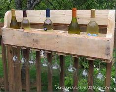 .... Pellet Wine Rack ...