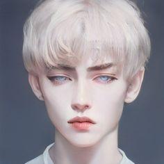 Boy Illustration, Character Illustration, Digital Portrait, Portrait Art, Character Portraits, Character Art, Angel Aesthetic, Model Face, Boy Art