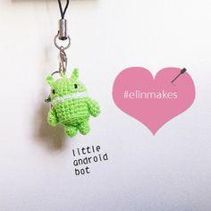 Happy Friday   I think I am addicted to make tiny little amigurumi  #amigurumi…