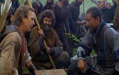 robin hood prince of thieves Michael Wincott, Brian Blessed, Christian Slater, Morgan Freeman, Kevin Costner, Alan Rickman, Sean Connery, Mary Elizabeth, Robin