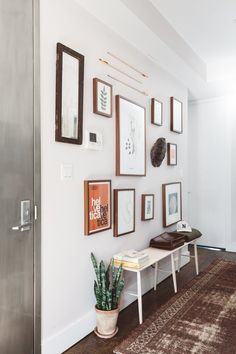 Tucker & Adam's Industrial-Modern Apartment in Brooklyn — House Tour