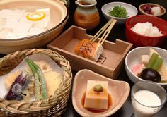 Vegetarian Dining in Japan