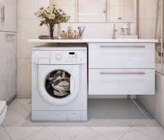 Ванна і пральна машина
