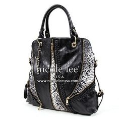 Nicole Lee bag.