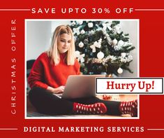 Get ready to take advantage of our best offers and exclusive promotions. Let's celebrate Christmas with Woosper and expand your business online. Don't miss out on limited time special offers and discounts!  #woosper #digitalmarketingservices #contentmarketing #businessmarketing #branding #onlinemarketing #internetmarketing #christmassale #christmasoffer #promotions #merrychristmas2019 #onlinemarketingagency #seo #smo #affiliatemarketing #onlinereputationmanagement