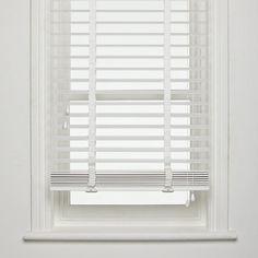 Buy John Lewis FSC Wooden Venetian Blinds, 50mm Online at johnlewis.com