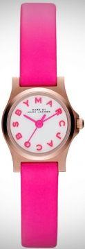 Marc Jacobs Horloge voor Dames in Roze te koop @annyvanbuul