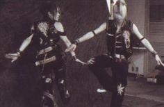 The Gazette Band, Aoi The Gazette, Dir En Grey, Rock, Visual Kei, Punk Rave, Steampunk, Gothic, Meme