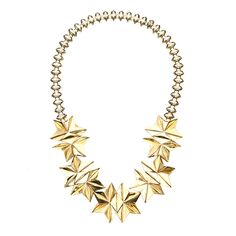 Large Origami Trophy Necklace, Gillian Steinhardt