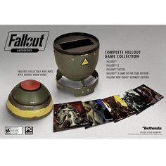 Announcing Fallout Anthology - a Fat (man) collection of your favorite Fallout games. by fallout_game