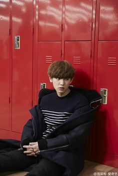 Chanyeol in EXO Next Door.