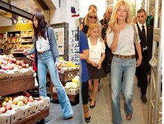 Prendas de la temporada: front pocket flare jeans Chloe, Prada, Flare Jeans, Spring Summer, Boho, How To Wear, Vintage, Style, Fashion