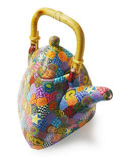 teapot-oriental by Wanda's Designs...love this!