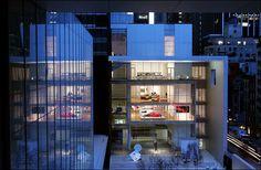 MoMA | NYC | architect: Yoshio Taniguchi