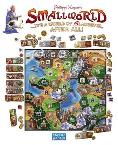 Amazon.com: Small World: Game: Toys & Games