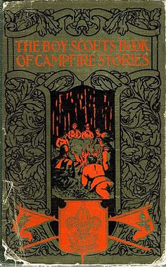 the boy scout's book of camping stories