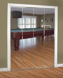Frameless Mirrored Closet Doors mirror closet doors, walls and mirror sliding doors for toronto