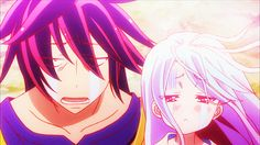 No Game No Life | via Tumblr