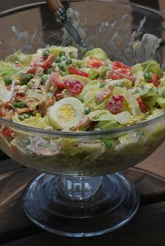 My story in recipes: Picnic Salad