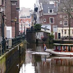 Love me Amsterdam, My Love, My Boo