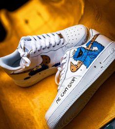 Shoe Cookies, Custom Cookies, Nike Air Force, Painted Shoes, Vans Sneakers, Custom Shoes, On Shoes, Art Work, Layers