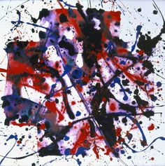 Communication Process, Visual Communication, Abstract Expressionism, Abstract Art, Expo Chicago, Sam Francis, Art Object, Installation Art, Gallery