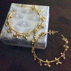 Buy Ghungroo Bali 110JE44 online - JaipurMahal ethnic online store  Rajasthan jewellery  Handicraft   gift shop   Handmade products  Wedding gift online   Jaipur online for India  Rajasthani Jewellery Crafts