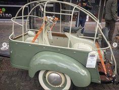 Vespa Ape, Volkswagen, Antique Cars, Trailers, Vehicles, Vintage Cars, Hang Tags, Car, Vehicle