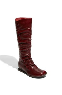 Miz Mooz  Bloom  Leather Boot (Women)(Wide Calf) available at I love the  black version. f174489dd2a