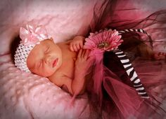 Baby In Pink ~ Janette Smith Photography