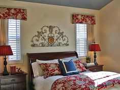 Traditional Bedrooms from Judith Balis on HGTV