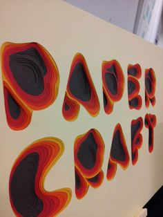 Papercraft project // Teaser by Amalina Ahmad, via Behance