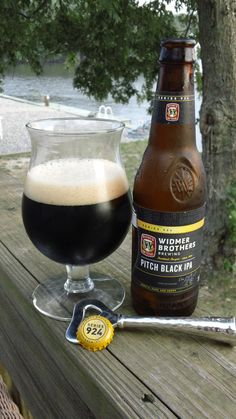 Widmer Bros. Pitch Black IPA