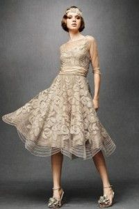 The 152 best Wedding images on Pinterest | Vintage dresses, Vintage ...