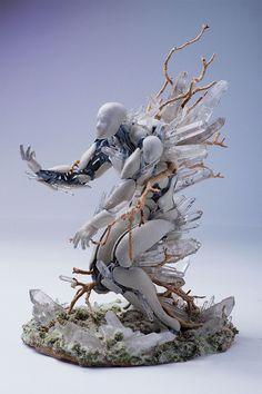 Les Figurines de Garret Kane semblent naître avec les Saisons  (5)