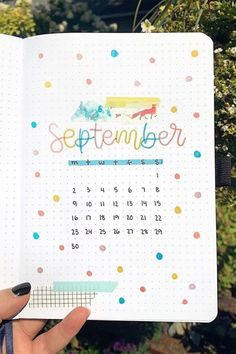 45 Best bullet journal monthly cover ideas for September Bullet Journal Paper, Bullet Journal Month, Creating A Bullet Journal, Bullet Journal Notebook, Bullet Journal Aesthetic, Bullet Journal School, Bullet Journal September Cover, Bullet Journal Cover Ideas, Bullet Journal Lettering Ideas