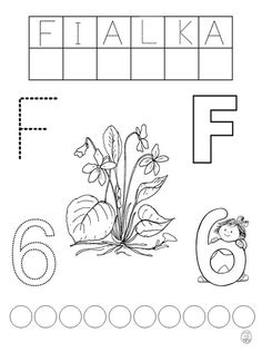 Spring Activities, Activities For Kids, Diy And Crafts, Crafts For Kids, Spring Flowers, Bookmarks, Alphabet, Kindergarten, Diagram