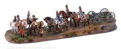 Italeri, French Napoleonic Artillery   Vectis Toy Auctions